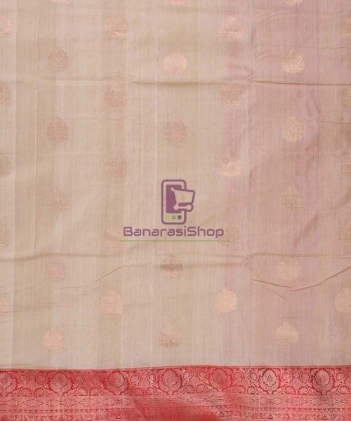Banarasi Handloom Black Dupatta 5