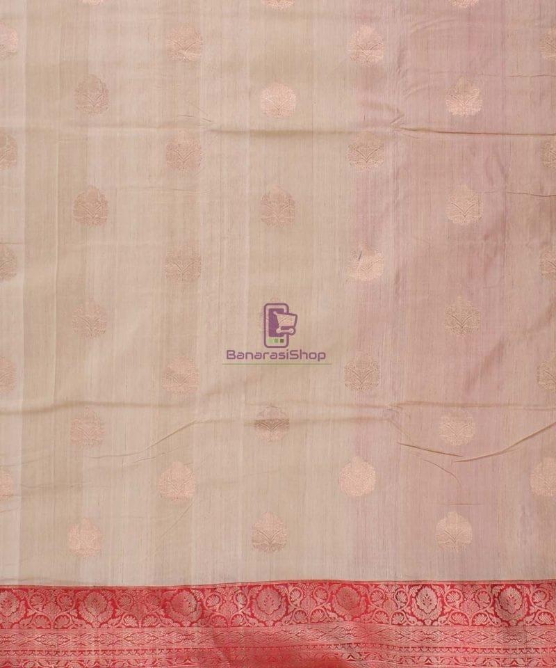 Banarasi Handloom Black Dupatta 3