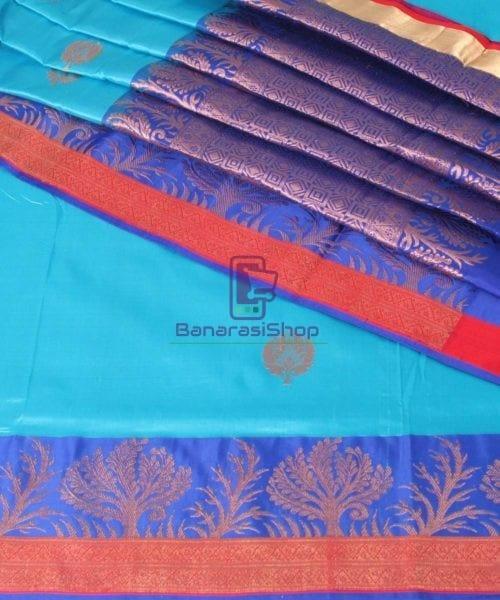BanarasiShop : Buy Banarasi saree Suit Dupatta Online at 50% off 5
