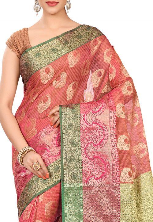 BanarasiShop : Buy Banarasi saree Suit Dupatta Online at 50% off 10