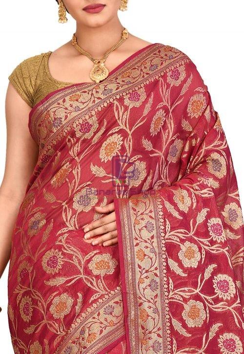 BanarasiShop : Buy Banarasi saree Suit Dupatta Online at 50% off 14