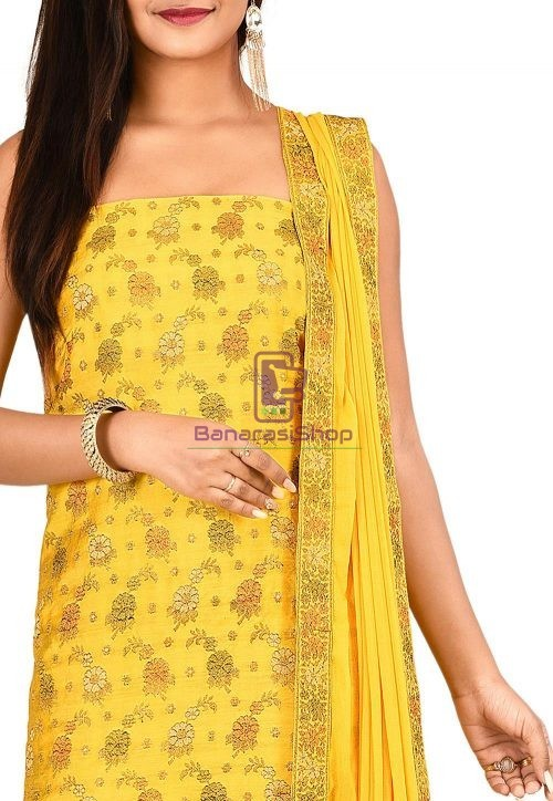 BanarasiShop : Buy Banarasi saree Suit Dupatta Online at 50% off 20