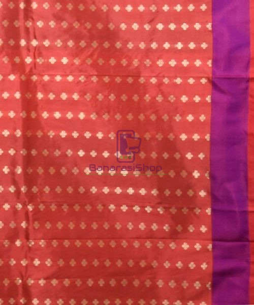 Banarasi Pure Katan Silk Handloom Sky Blue Saree 7